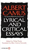 Lyrical and Critical Essays (Vintage)