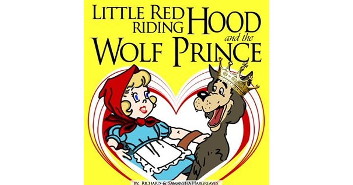 Little Red Riding Hood And The Wolf Prince Coloring Book Pdf