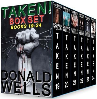 Taken! Box Set, Books 19-24