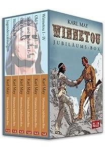 Winnetou - Jubiläums-Box (Winnetou I - IV, Old Surehand I - III, Satan und Ischariot I - III, Der Schatz im Silbersee, Der Ölprinz u.v.m.) (IDP Classics)