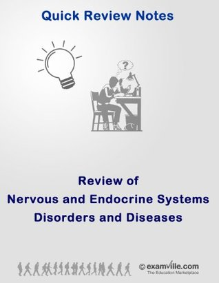 Quick Review Nervous and Endocrine Systems: Disorders and Diseases (Quick Review Notes)