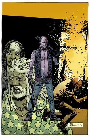 The Walking Dead, Issue #119