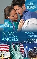 NYC Angels: Tempting Nurse Scarlet (Mills & Boon Medical) (NYC Angels - Book 6)