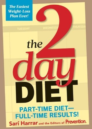 The 2-Day Diet Part-Time Diet-Full-Time Results!