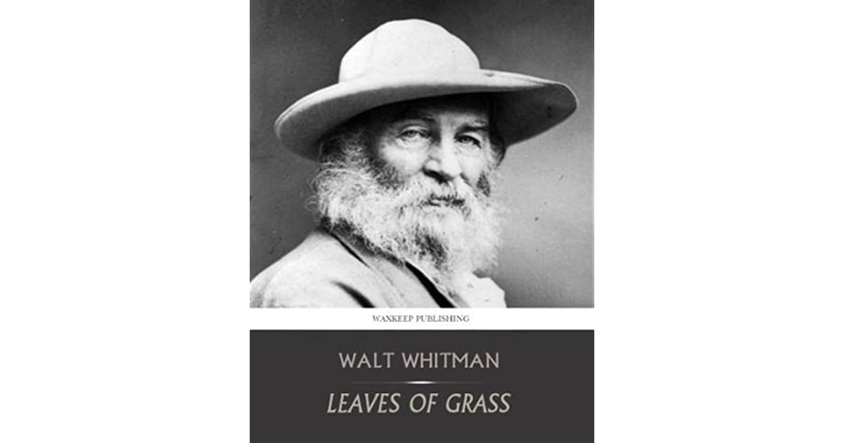 the ideas of walt whitman Browse through walt whitman's poems and quotes 393 poems of walt whitman phenomenal woman, still i rise, the road not taken, if you forget me, dreams walter walt was an american poet, essayist and journalist.