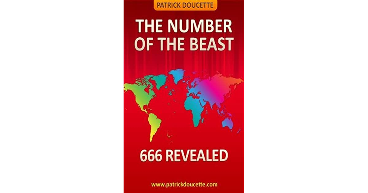 666 The Number Of The Beast Book