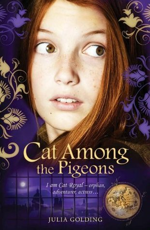 Cat Among The Pigeons Cat Royal 2 By Julia Golding