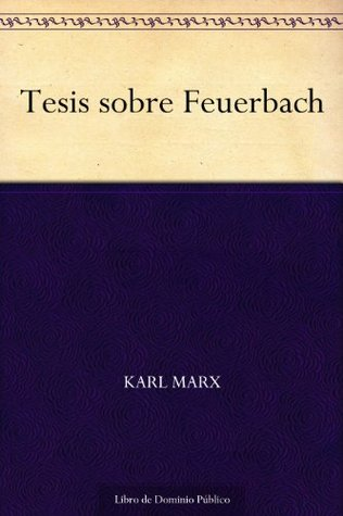 marx feuerbach 11