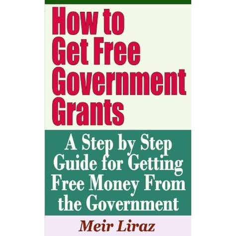 Guide to receive free grant money long call to action sales page.