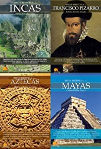 Pack Breve Historia: Imperios precolombinos