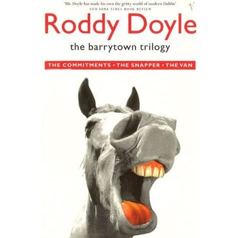 family as an institution in roddy doyles novels the commitments the snapper and the van The guts by roddy doyle (the commitments, the snapper and the van) resistant to reading novels: middle‑aged men • roddy doyle will be appearing at the.