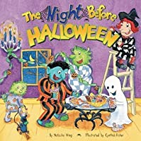 The Night before Halloween (Reading Railroad)