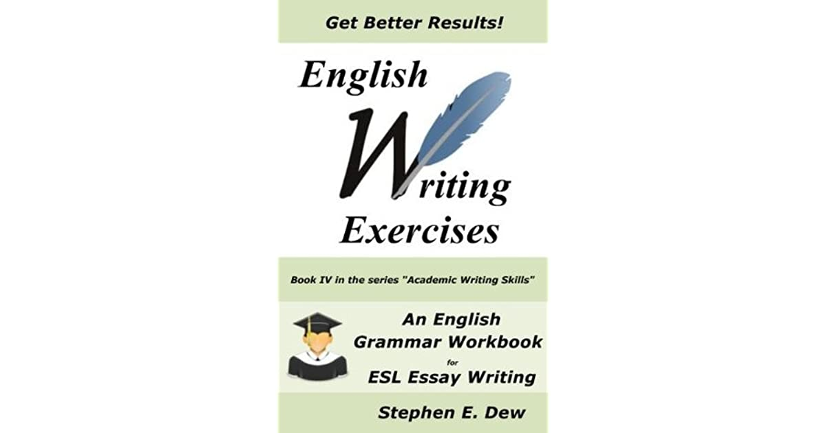 english writing exercises for international students an