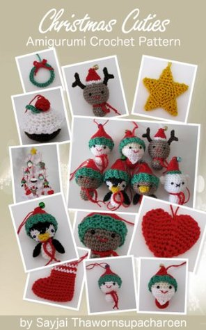 Amigurumi pattern: crochet Christmas micro world | 475x296