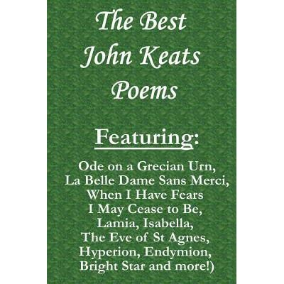 the inevitable death in the poems when i have fears by john keats and mezzo cammin by henry wadswort Analysis of when i have fears by john keats feelings that one can have the fear of death when i have fears represents keats' many poems are directly.