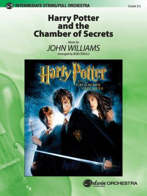 Harry Potter and the Chamber of Secrets, Themes from: Featuring