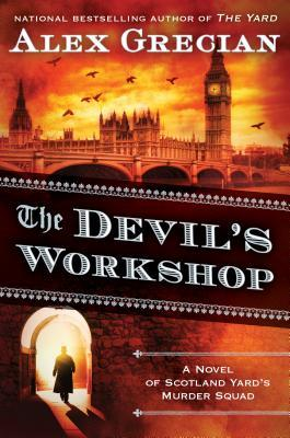 The Devil's Workshop (Scotland Yard's Murder Squad, #3)