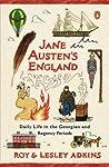 Jane Austen's England by Lesley Adkins