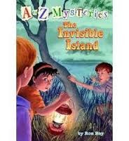 The Invisible Island (A to Z Mysteries, #9)