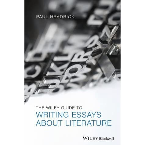 a method for writing essays about literature second edition A method for writing essays about literature different from uk essay writing developing different a method for writing essays about literature second edition.