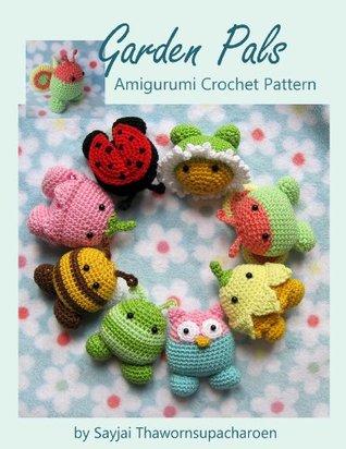 Easy Amigurumi: 28 crochet doll patterns Sayjai's Amigurumi ... | 412x318