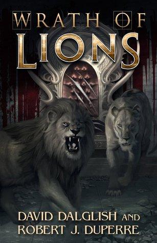 Wrath of Lions (Breaking World, #2)