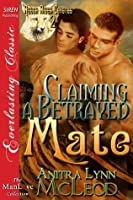 Claiming a Betrayed Mate (Rough River Coyotes 2)