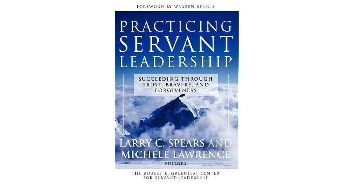 Servant leadership ldr 630