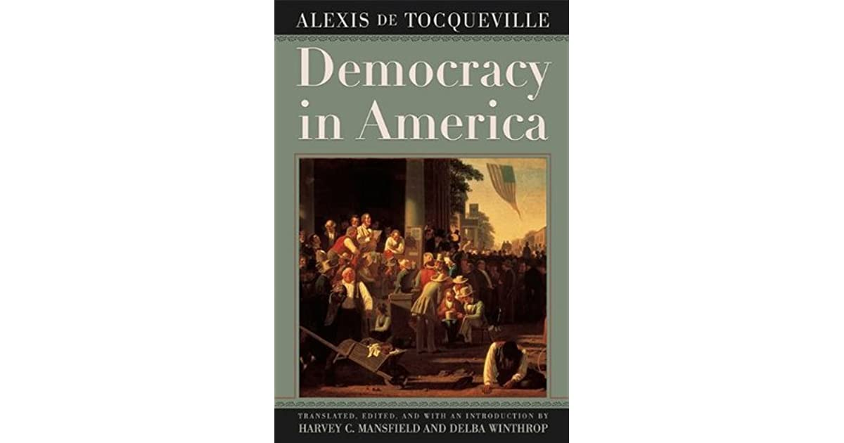 an analysis of the observations of alexis de tocqueville on america Alexis de tocqueville and america: the enduring legacy of an outsider's perspective july 29 marks the birthday of french historian and political scientist alexis de tocqueville (1805-1859), who is most well-known for providing a compelling analysis of american society in democracy in america (1835.