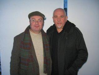 Peter Gabriel In Person (Mat Snow's Rock 'N' Roll)