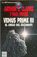Venus Prime III: El juego del escondite (Venus Prime, #3)