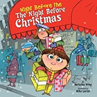 The Night Before the Night Before Christmas (Reading Railroad Books)