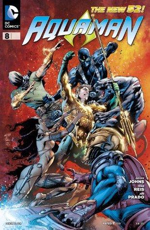 Aquaman (2011-) #8