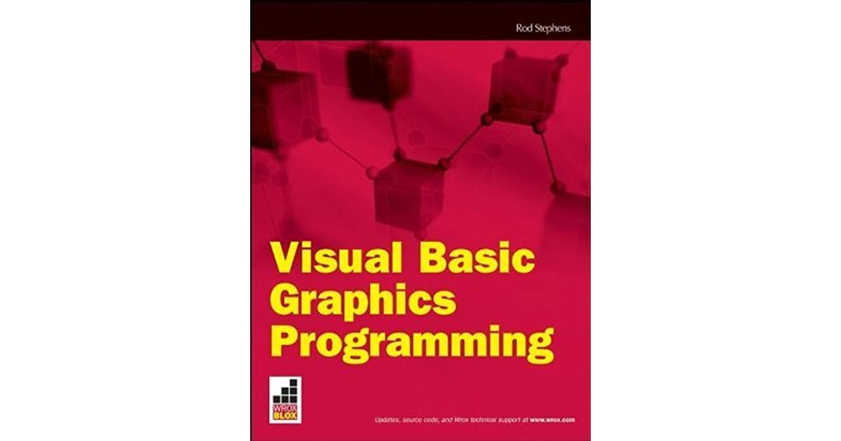 Visual Basic Graphics Programming by Rod Stephens