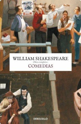 Comedias. Obra completa 1 (Spanish Edition)