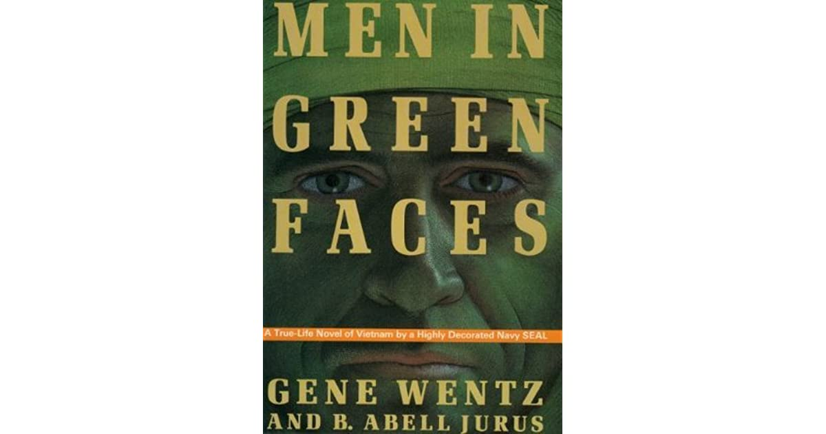Men In Green Faces