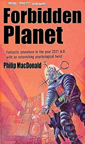 !!> Reading ➵ Forbidden Planet  ➭ Author Philip MacDonald – Vejega.info