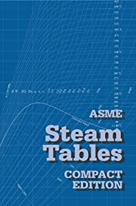 ASME Steam Tables - Compact Edition