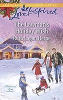 The Lawman's Holiday Wish (Kirkwood Lake, #3)