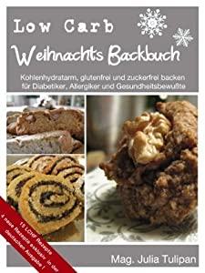 Low Carb Weihnachts Backbuch