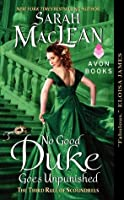 No Good Duke Goes Unpunished (The Rules of Scoundrels, #3)