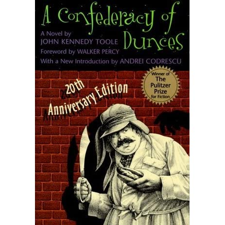 a confederacy of dunces critical essay