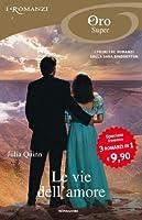 Le vie dell'amore (Bridgertons, #1-3)