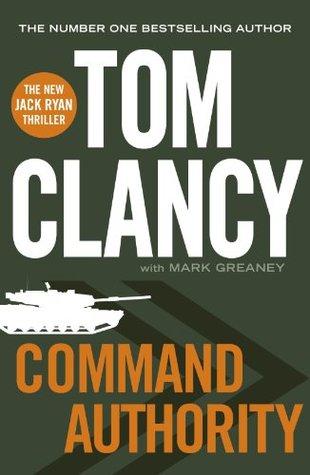 Command Authority (Jack Ryan, #9)