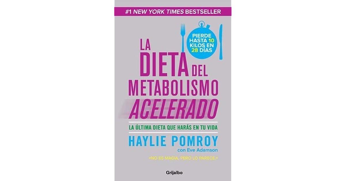 Dieta del metabolismo acelerado menu argentina