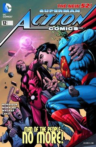 Superman – Action Comics (2011-2016) #12
