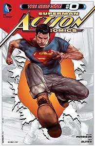 Superman – Action Comics (2011-2016) #0