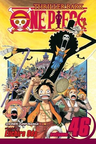 Adventure on Ghost Island by Eiichiro Oda