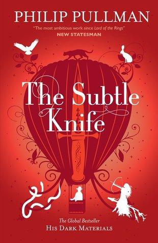 The Subtle Knife (His Dark Materials, #2)