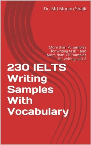 230 IELTS Writing Samples